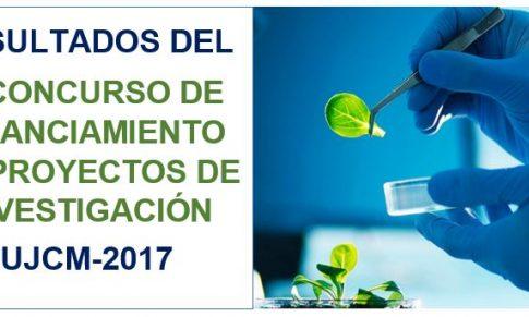RESULTADOS DEL III CONCURSO DE FINANCIAMIENTO DE PROYECTOS DE INVESTIGACIÓN