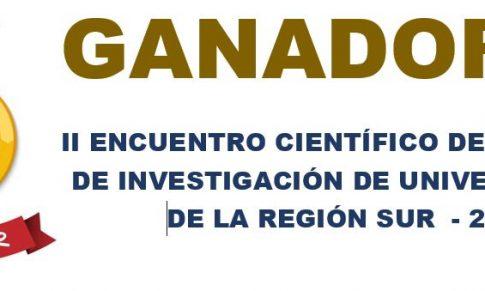 Resultados del II Encuentro Científico de Informes de Investigación de Universidades de la Región Sur 2017