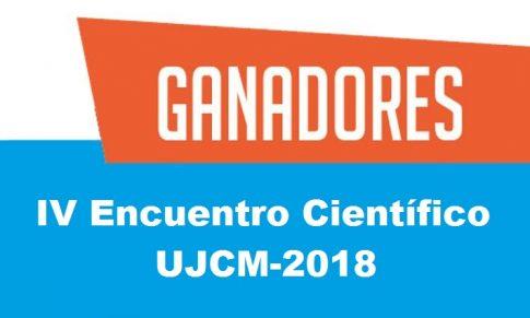 Resultados Finales del IV Encuentro Científico de la Universidad José Carlos Mariátegui 2018