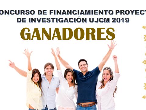 RESULTADOS DEL V CONCURSO DE FINANCIAMIENTO DE PROYECTOS DE INVESTIGACIÓN 2019